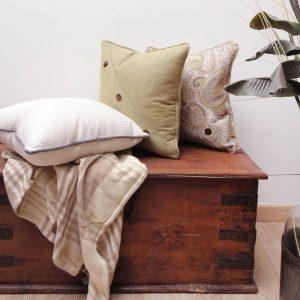 button cushions