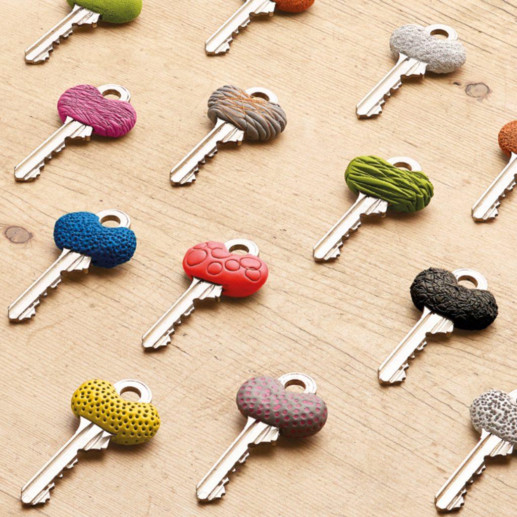 label keys