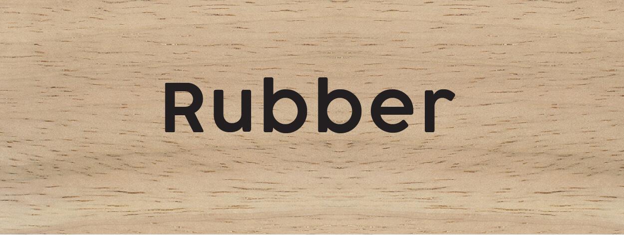 rubberwood texture