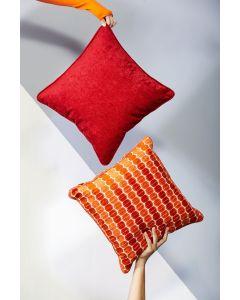 Tangerine Cushion Set