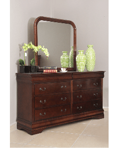 Louisville Dresser and Mirror