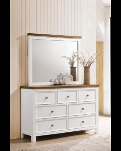 Westconi Dresser and Mirror