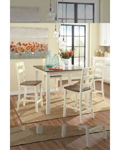 Woodanville Square Counter Dining Set