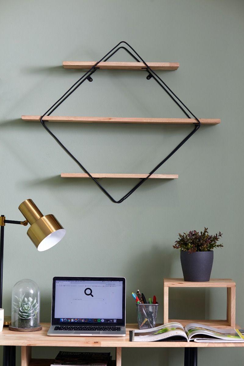 Eden Triangle Wall Rack