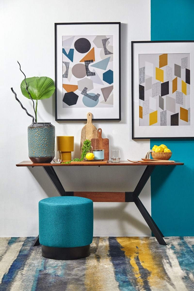 Tolix Console Table
