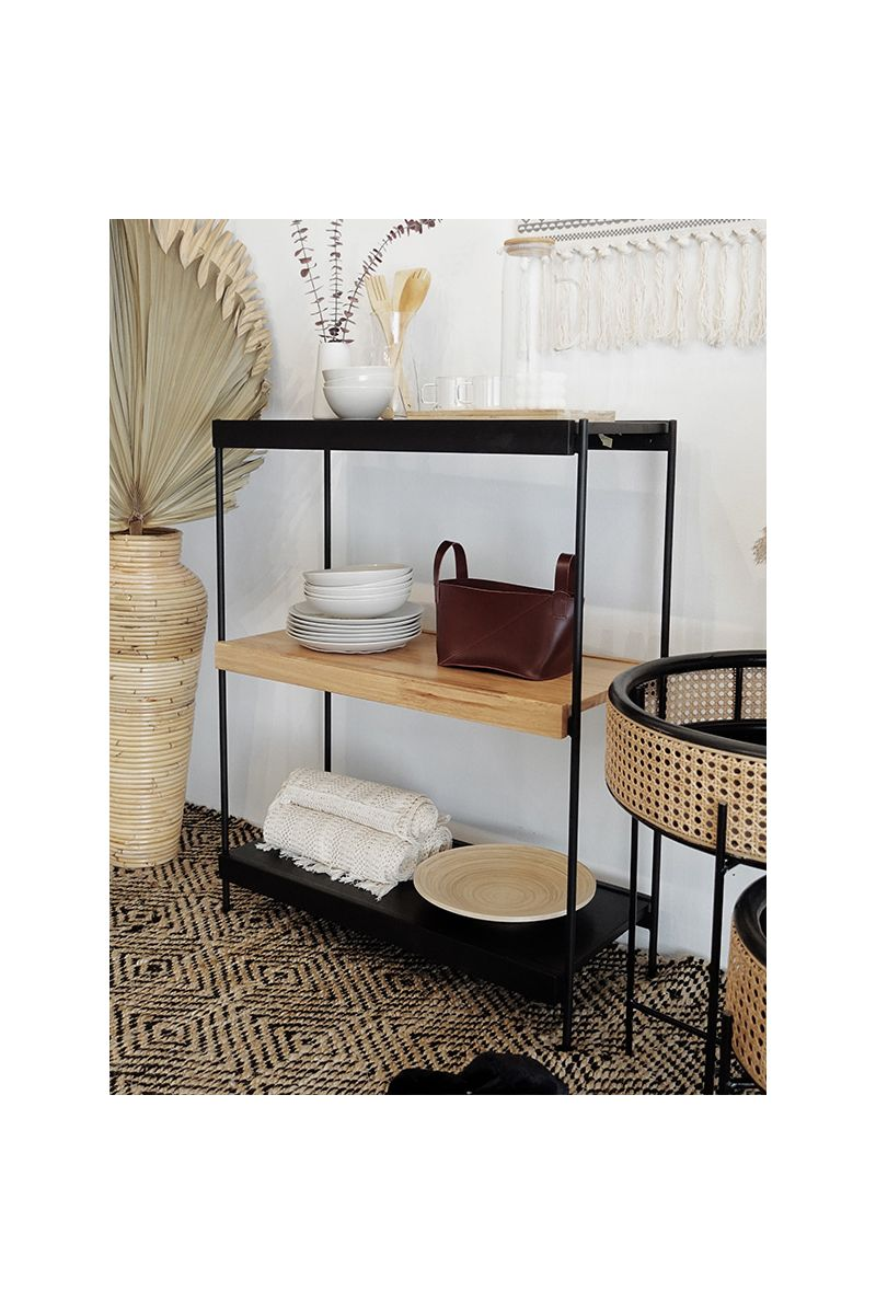 Adina 3 Layer Shelf