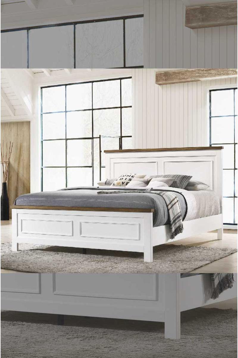Westconi Panel Bed