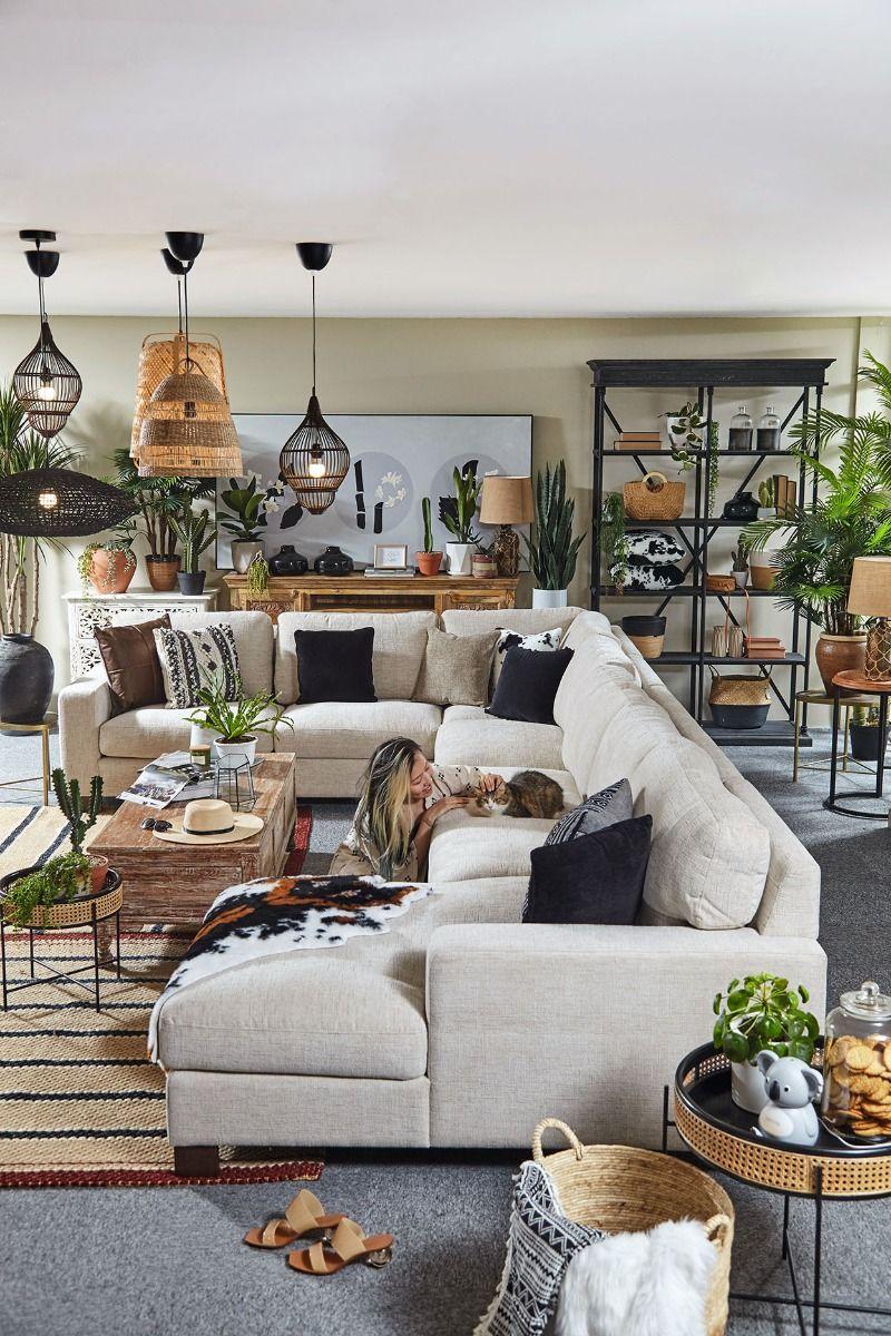 Colburn L-Shape Sofa