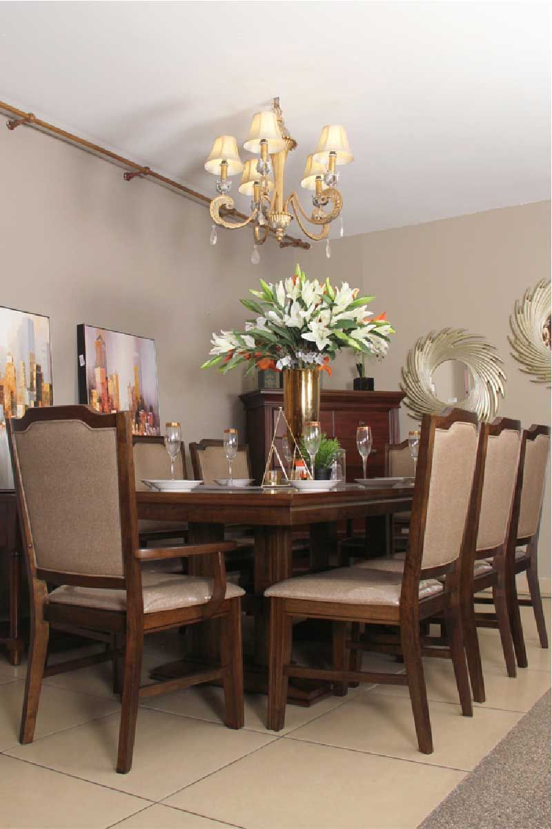 Hayward Dining Set